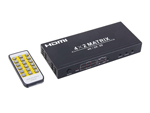 1.4v HDMI Matrix 4x2 3D 4Kx2K