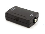 Digital Coaxial to S/PDIF (Toslink) Digital Optical Audio Converter