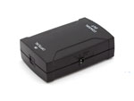 Digital Optical Toslink to Coaxial Digital Audio Converter