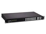 8x8 HDMI Matrix Switcher with RS232 and TCP/IP conrol 3D