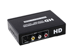 AV CVBS or S-Video + R/L to HDMI+3.5mm audio Scaler Converter 720P 1080P